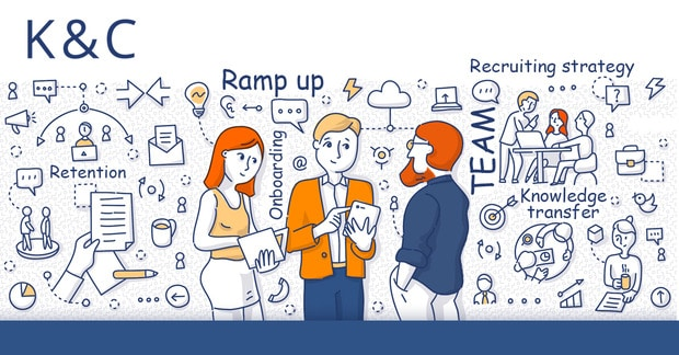 How to Ramp up Your Team Wisely