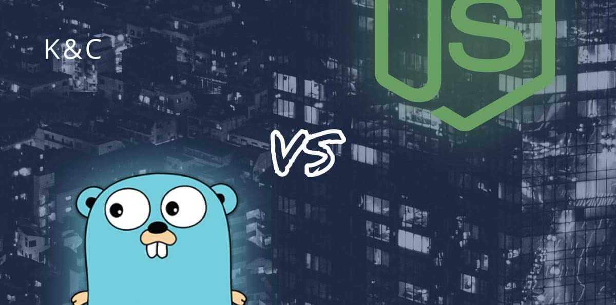 Golang vs  Node js: What Developers Should Take into Account