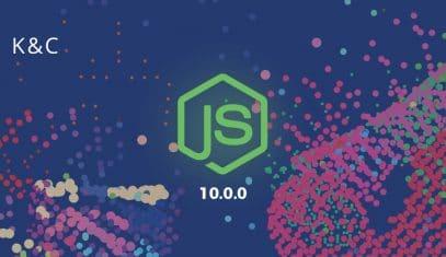 Node.js 10.0.0