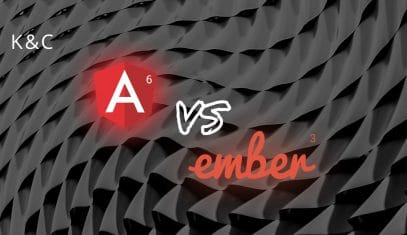 Angular 6 v Ember
