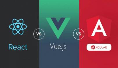 Angular vs React vs Vuejs