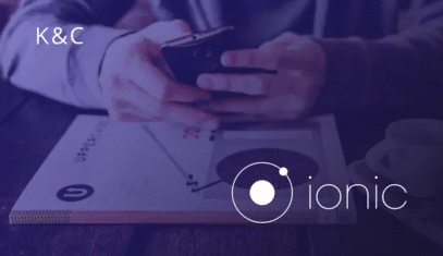 The case for ionic for cross-platform mobile applications